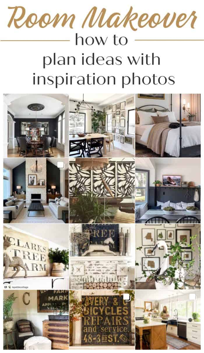 room makeover planning photo inspiration