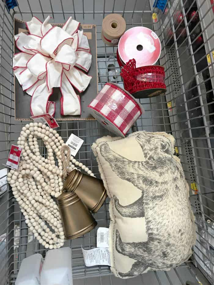 Christmas decor haul walmart