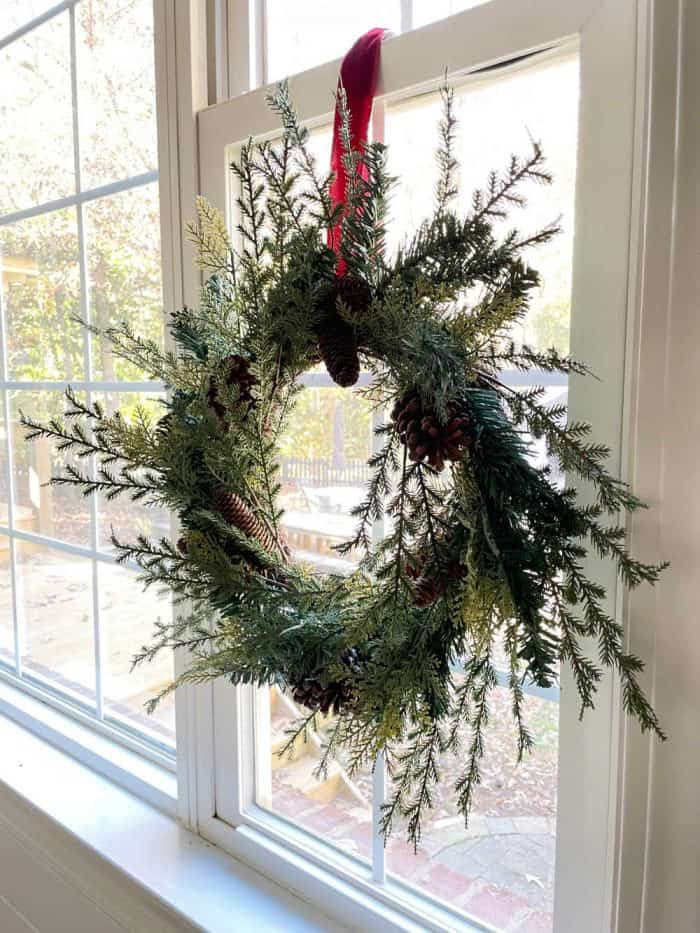 walmart wreath