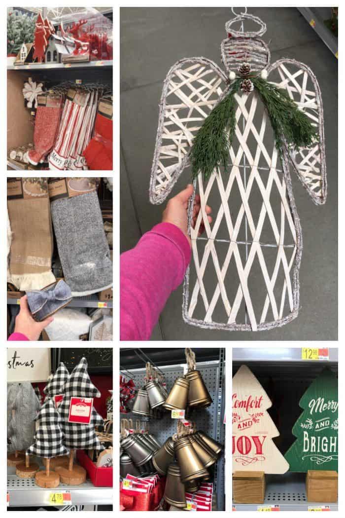 Walmart Christmas Decor Haul