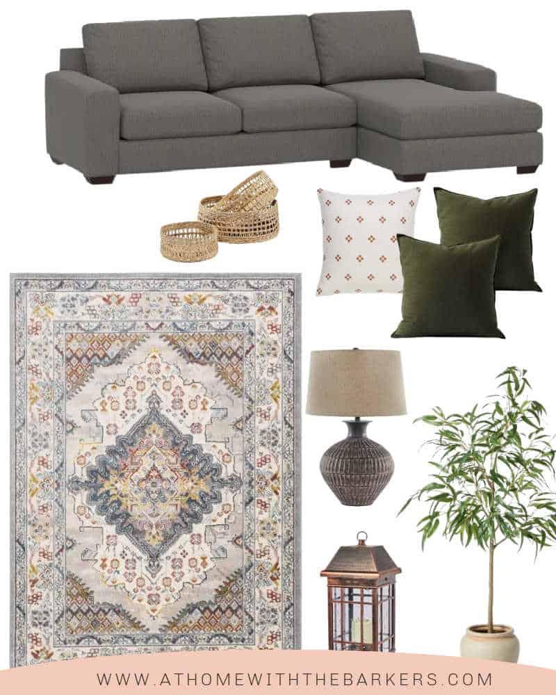 Dark Sofa Decorating Ideas plus Shopping Guide