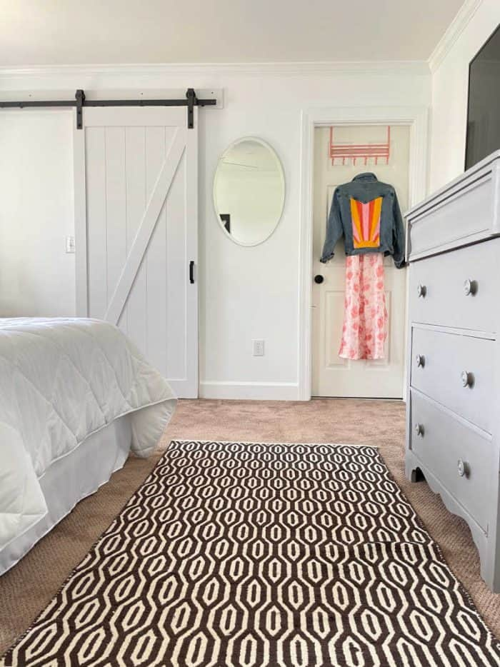 Bedroom makeover for college age gril