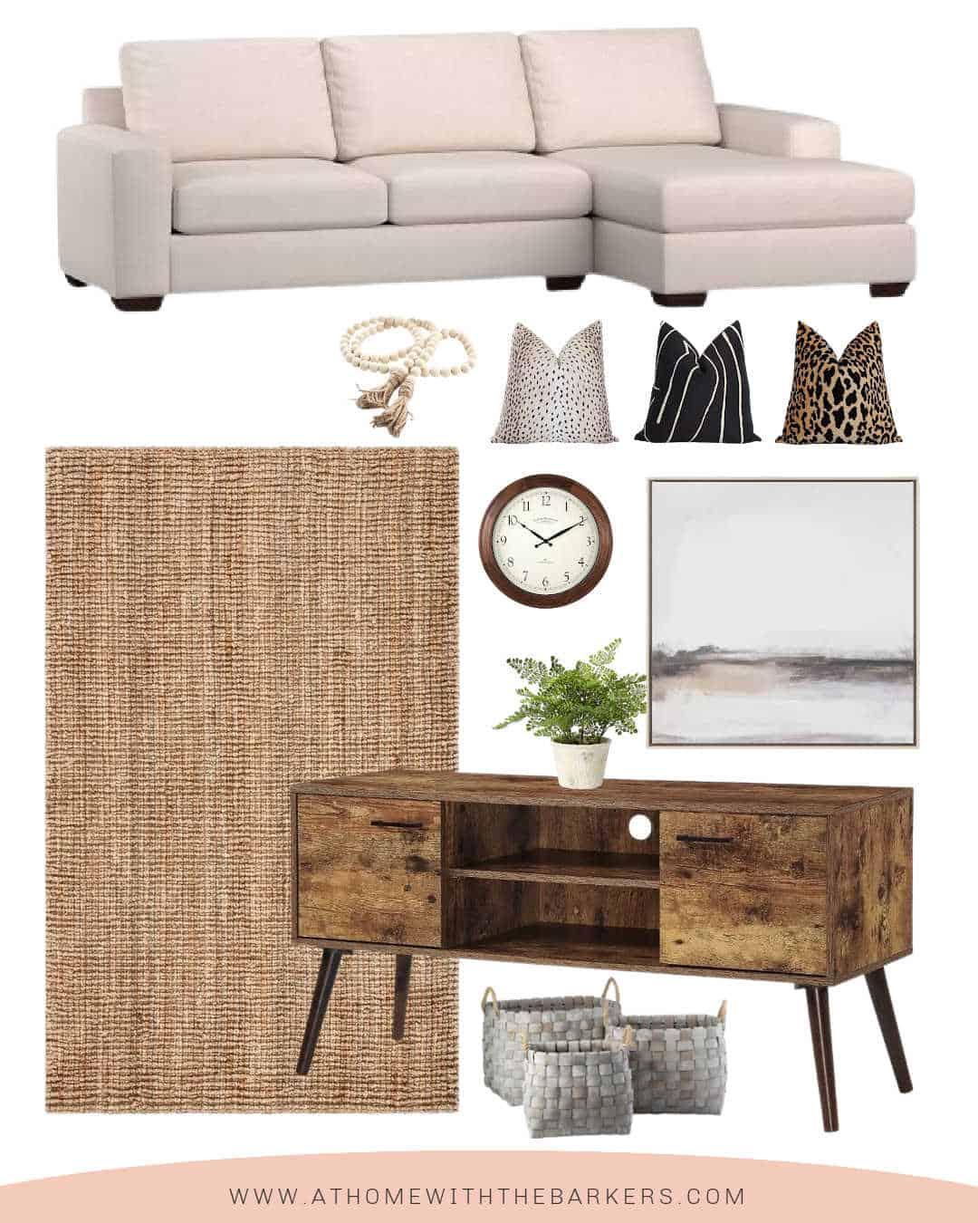 Light Colored Sofa Decorating Ideas plus Shopping Guide