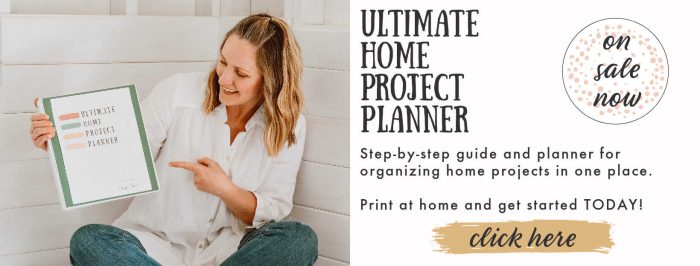 Ultimate Home Project Planner
