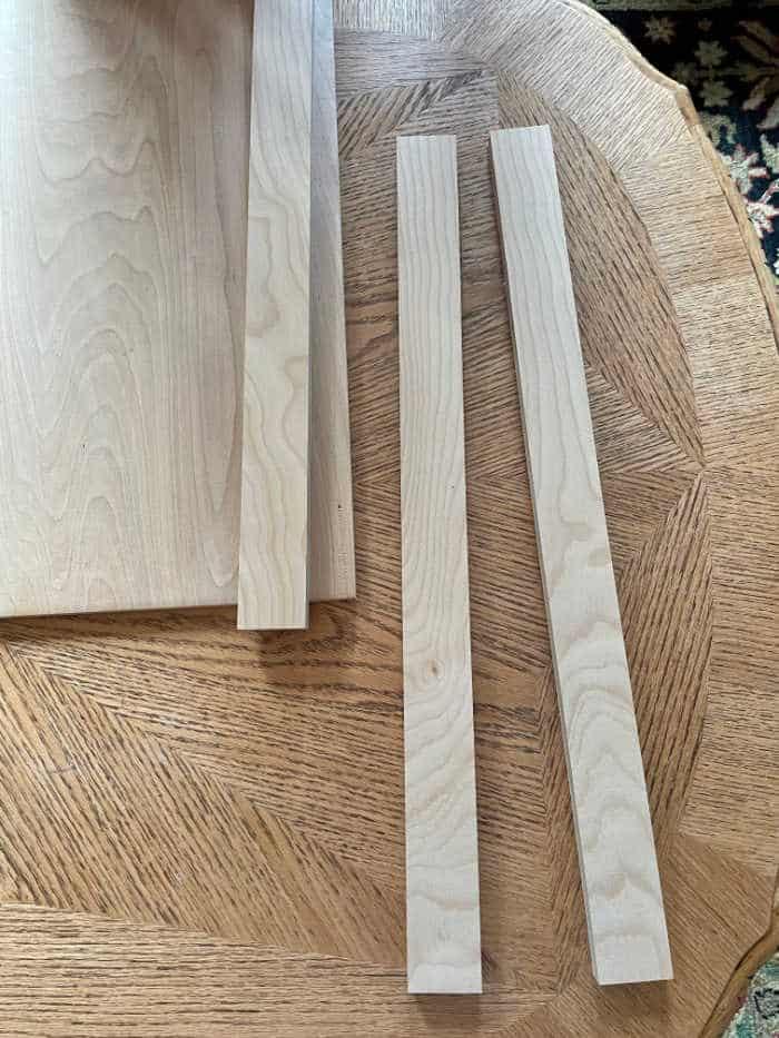 Wood- Trim-headboard