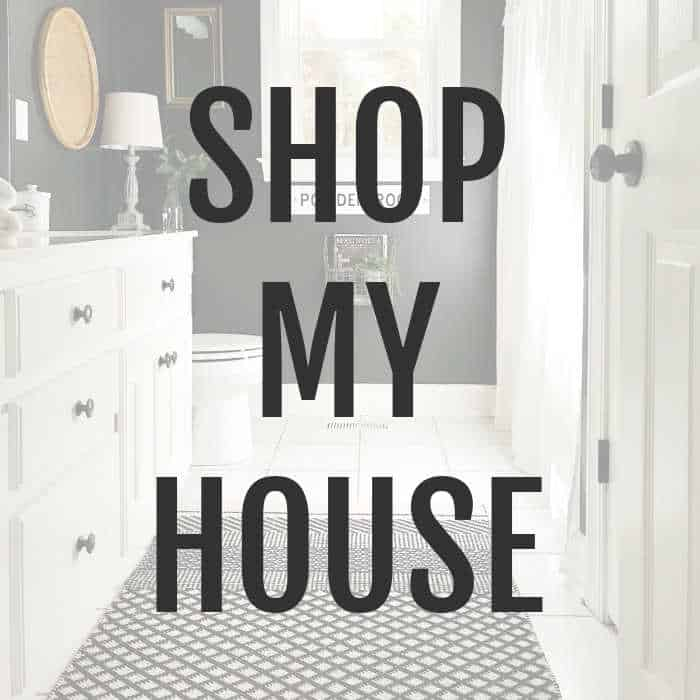Shop my house at home with the barkers
